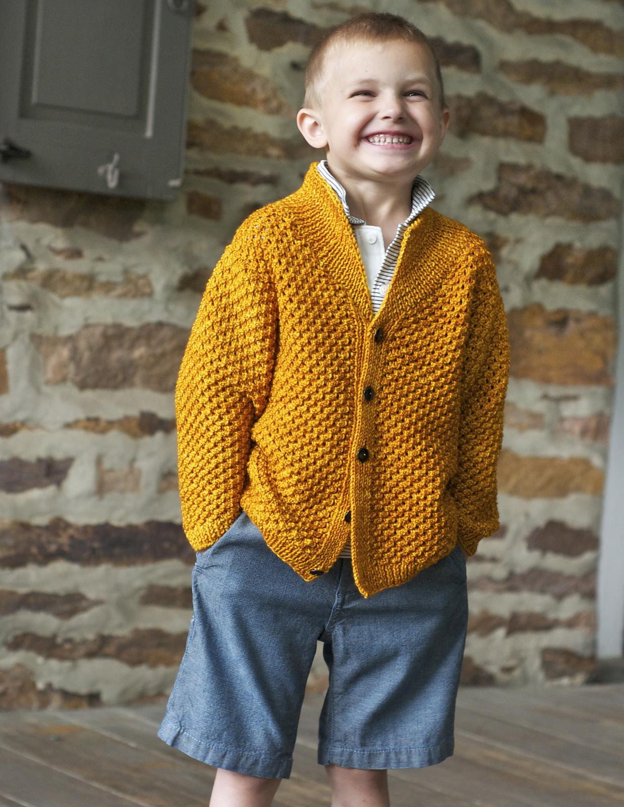 boys\' knitting patterns | Dark Matter Knits